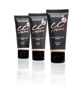 Beauty UK CC Cream & High Brow DefinitionKit